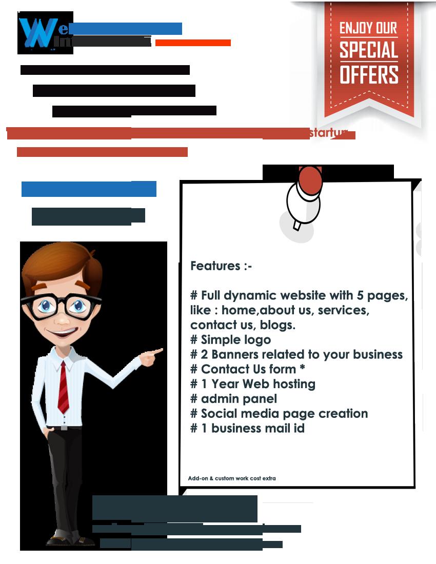 Affordable website designing in Chandra Vardai Nagar-Ajmer